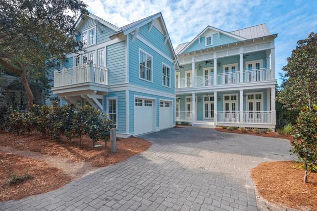 325 Western Lake Drive, Santa Rosa Beach, FL 32459 (MLS #786997) :: The Beach Group