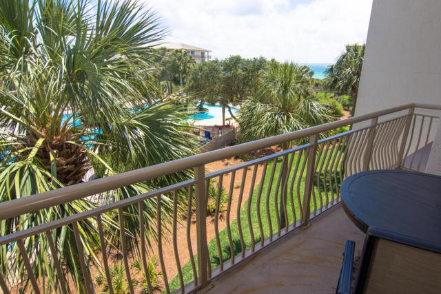 10254 E County Hwy 30A Unit 332, Santa Rosa Beach, FL 32459 (MLS #796739) :: The Beach Group