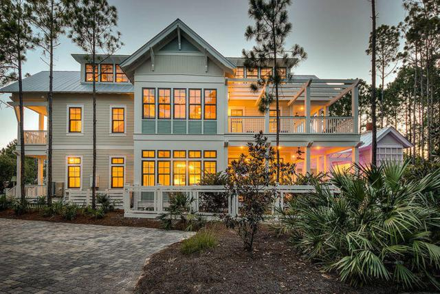 25 Calamint Court, Santa Rosa Beach, FL 32459 (MLS #801253) :: Luxury Properties of the Emerald Coast