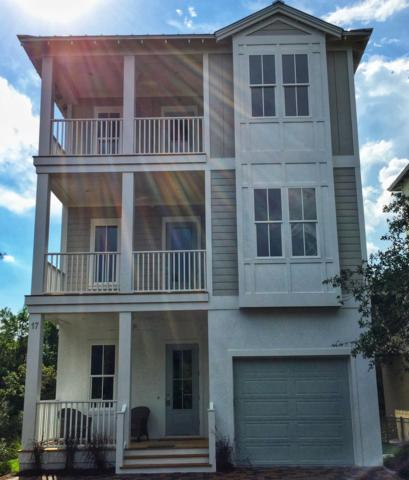 17 Pompano Court, Inlet Beach, FL 32461 (MLS #801600) :: 30A Real Estate Sales