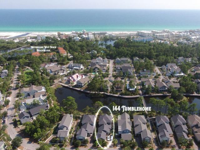 144 Tumblehome Way, Santa Rosa Beach, FL 32459 (MLS #802713) :: Keller Williams Realty Emerald Coast