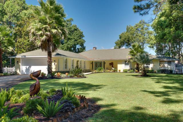 35 Walton Way, Miramar Beach, FL 32550 (MLS #803766) :: Classic Luxury Real Estate, LLC