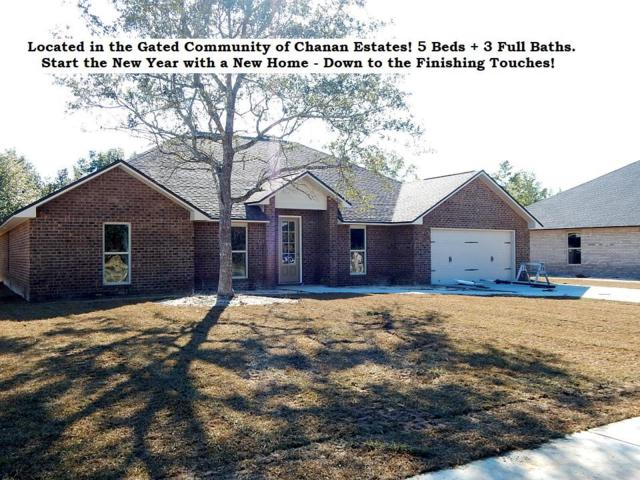 4727 Chanson Crossing Crossing, Crestview, FL 32539 (MLS #807039) :: Classic Luxury Real Estate, LLC