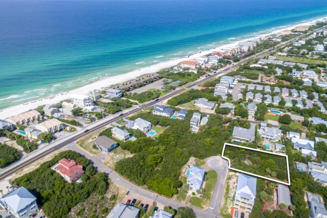 LOT #28 B Street, Inlet Beach, FL 32461 (MLS #807403) :: Classic Luxury Real Estate, LLC
