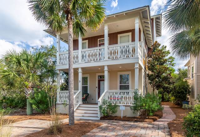 9 Woody Wagon Way, Inlet Beach, FL 32461 (MLS #807410) :: Counts Real Estate Group
