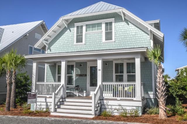 36 Federal Street, Inlet Beach, FL 32461 (MLS #809382) :: Classic Luxury Real Estate, LLC
