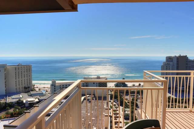 5000 S Sandestin Boulevard Unit 7901/03, Miramar Beach, FL 32550 (MLS #811199) :: Linda Miller Real Estate