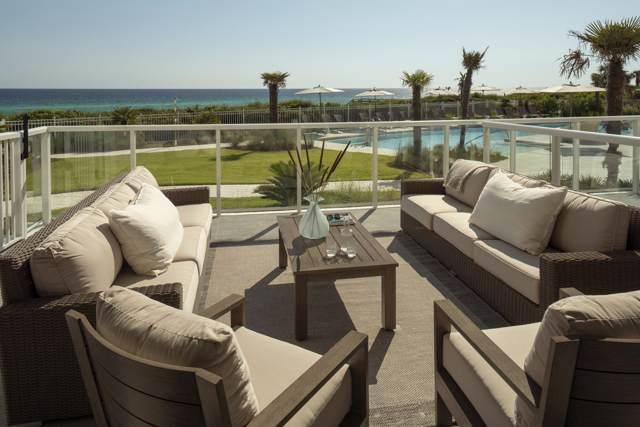 3820 E County Hwy 30A #106, Santa Rosa Beach, FL 32459 (MLS #813356) :: Classic Luxury Real Estate, LLC