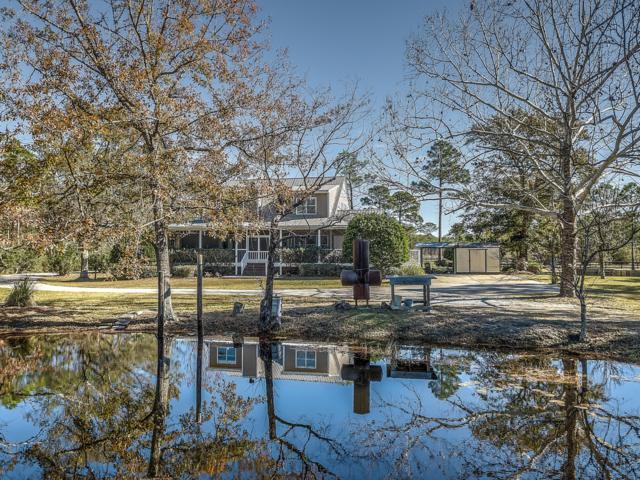 441 Gator Lane, Santa Rosa Beach, FL 32459 (MLS #813989) :: Berkshire Hathaway HomeServices Beach Properties of Florida