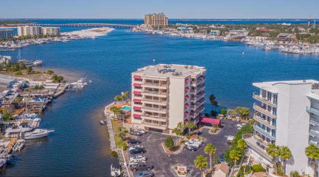223 Durango Road Unit 2A, Destin, FL 32541 (MLS #815643) :: Berkshire Hathaway HomeServices Beach Properties of Florida