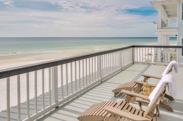 163 Gulf Shore Drive, Santa Rosa Beach, FL 32459 (MLS #816091) :: Classic Luxury Real Estate, LLC