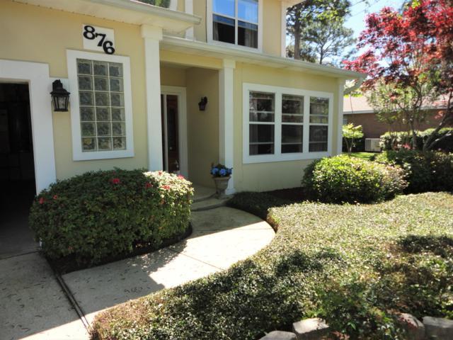 876 The Masters Boulevard, Shalimar, FL 32579 (MLS #820336) :: Classic Luxury Real Estate, LLC