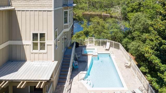 171 Blue Lake Road, Santa Rosa Beach, FL 32459 (MLS #825668) :: Scenic Sotheby's International Realty