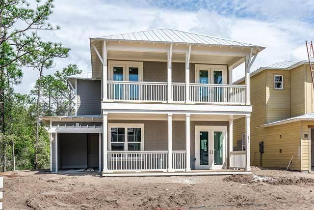 291 Prairie Pass Lot 279, Santa Rosa Beach, FL 32459 (MLS #826249) :: The Beach Group