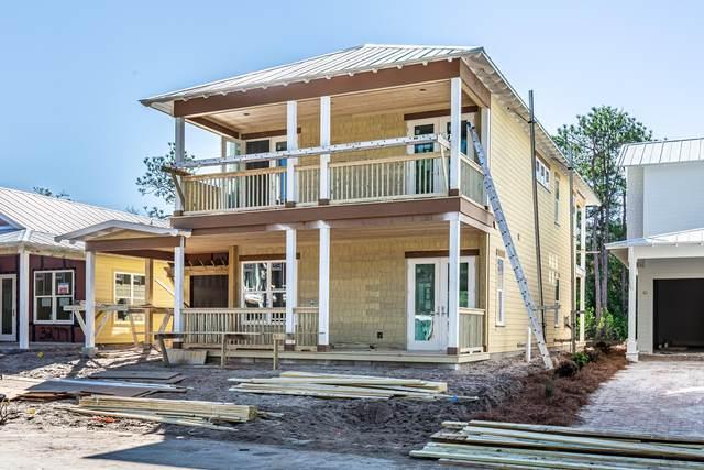282 Prairie Pass Lot 276, Santa Rosa Beach, FL 32459 (MLS #826251) :: The Beach Group