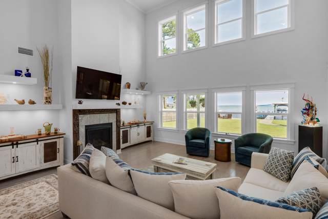265 Crest Drive, Miramar Beach, FL 32550 (MLS #826820) :: Classic Luxury Real Estate, LLC