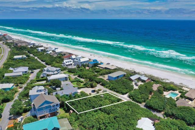 LOT 11 Highland Avenue, Santa Rosa Beach, FL 32459 (MLS #827281) :: Counts Real Estate Group
