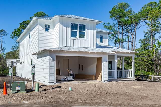 235 Prairie Pass #271, Santa Rosa Beach, FL 32459 (MLS #828589) :: The Beach Group