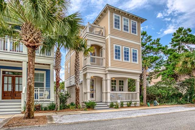 157 Beach Bike Way, Seacrest, FL 32461 (MLS #830313) :: Berkshire Hathaway HomeServices Beach Properties of Florida