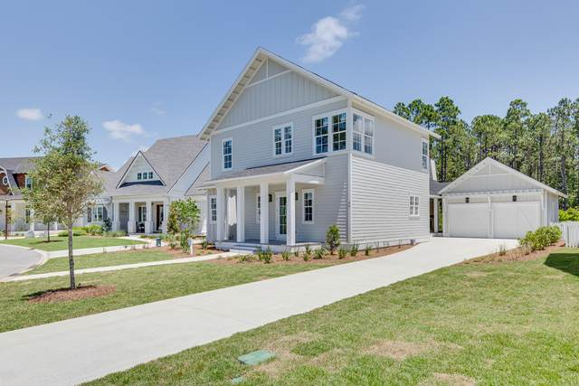 95 Seastone Court, Watersound, FL 32461 (MLS #832033) :: 30A Escapes Realty