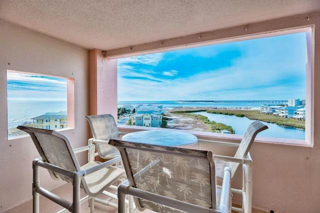 500 Gulf Shore Drive #422, Destin, FL 32541 (MLS #837346) :: Back Stage Realty
