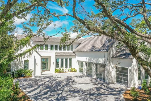 337 Driftwood Point Road, Santa Rosa Beach, FL 32459 (MLS #840275) :: Luxury Properties on 30A