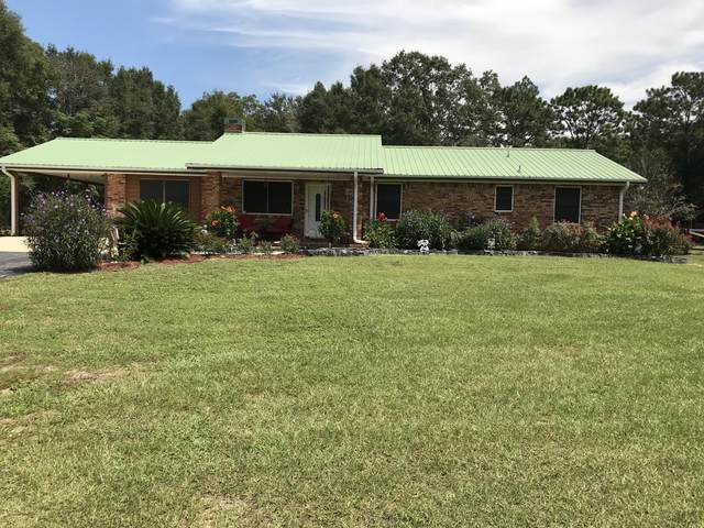 5621 Buck Ward Road, Baker, FL 32531 (MLS #842605) :: Better Homes & Gardens Real Estate Emerald Coast