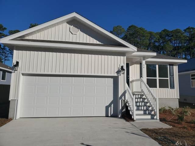 94 American Court Lot 08, Santa Rosa Beach, FL 32459 (MLS #848896) :: EXIT Sands Realty