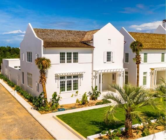 129 Catnap Alley Lot 31, Inlet Beach, FL 32461 (MLS #849007) :: Vacasa Real Estate