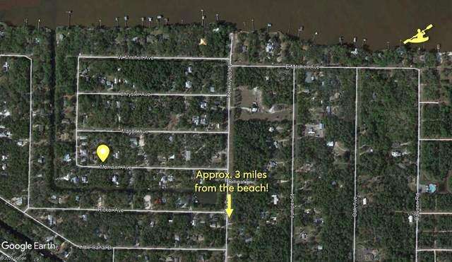L 27 Blk 3 Morrison Avenue, Santa Rosa Beach, FL 32459 (MLS #849384) :: Berkshire Hathaway HomeServices Beach Properties of Florida