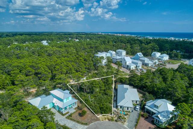 Lot 21 Spotted Dolphin Road, Santa Rosa Beach, FL 32459 (MLS #853239) :: Back Stage Realty