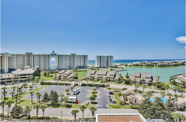 122 Seascape Drive #908, Miramar Beach, FL 32550 (MLS #854273) :: EXIT Sands Realty