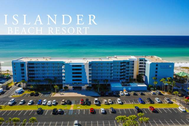 790 Santa Rosa Boulevard Unit 307, Fort Walton Beach, FL 32548 (MLS #864540) :: 30a Beach Homes For Sale