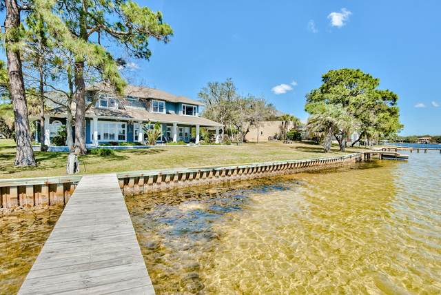 15 Paradise Point Road, Shalimar, FL 32579 (MLS #867738) :: Scenic Sotheby's International Realty