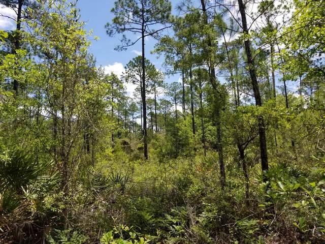 5. 6 acres Mallett Bayou Rd, Freeport, FL 32439 (MLS #871233) :: Anchor Realty Florida