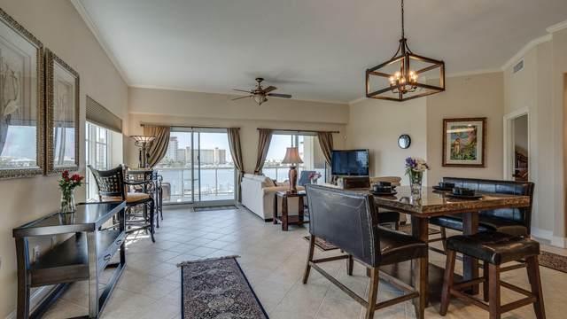 770 Harbor Boulevard Unit 1B, Destin, FL 32541 (MLS #873106) :: Berkshire Hathaway HomeServices Beach Properties of Florida