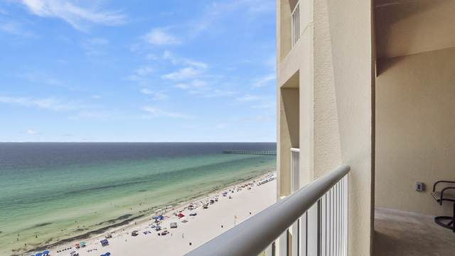 11807 Front Beach Road Road 1-1404, Panama City Beach, FL 32407 (MLS #878011) :: Counts Real Estate on 30A