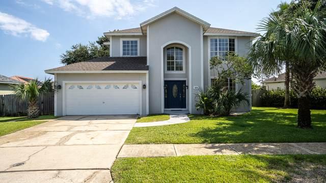 401 Ridge Wood Circle Circle, Destin, FL 32541 (MLS #880424) :: Scenic Sotheby's International Realty