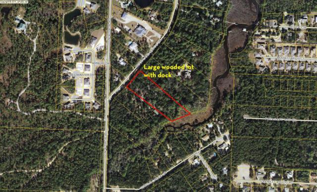 LOT 6 Woodland Bayou Drive, Santa Rosa Beach, FL 32459 (MLS #743121) :: Scenic Sotheby's International Realty