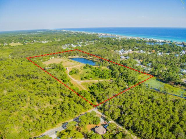 Lots 17&18 Sugar Drive, Santa Rosa Beach, FL 32459 (MLS #766891) :: Coast Properties