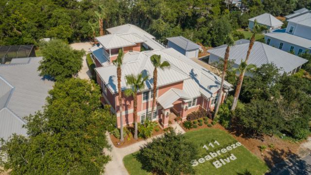 111 Seabreeze Boulevard, Inlet Beach, FL 32461 (MLS #789151) :: Coast Properties