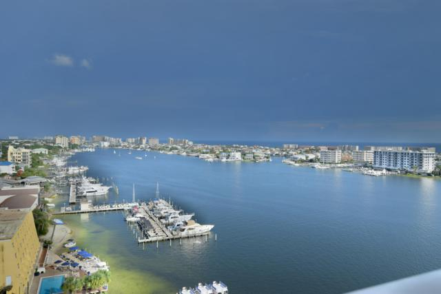 320 Harbor Boulevard #1201, Destin, FL 32541 (MLS #801493) :: RE/MAX By The Sea