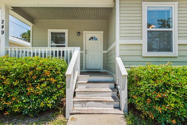 249 County Line Road, Niceville, FL 32578 (MLS #803611) :: Luxury Properties Real Estate