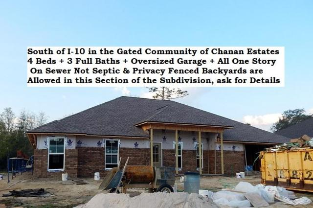 4717 Chanson Crossing Crossing, Crestview, FL 32539 (MLS #814300) :: Luxury Properties Real Estate