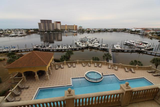 770 Harbor Boulevard 3E, Destin, FL 32541 (MLS #814896) :: Berkshire Hathaway HomeServices Beach Properties of Florida