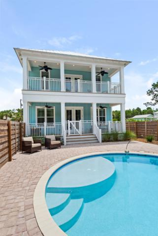 169 Brown Street, Santa Rosa Beach, FL 32459 (MLS #819369) :: Classic Luxury Real Estate, LLC