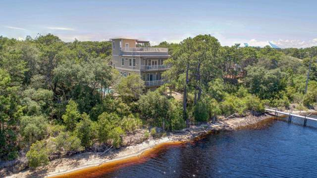 171 Blue Lake Road, Santa Rosa Beach, FL 32459 (MLS #825668) :: Counts Real Estate on 30A