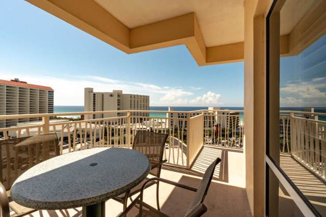 5002 S Sandestin South Boulevard 6831/6833, Miramar Beach, FL 32550 (MLS #829705) :: RE/MAX By The Sea