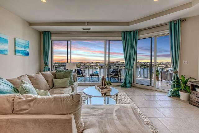 662 Harbor Boulevard Unit 320, Destin, FL 32541 (MLS #830897) :: Berkshire Hathaway HomeServices Beach Properties of Florida