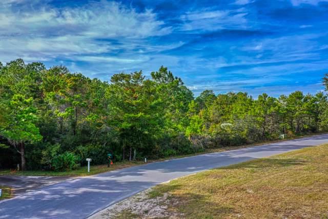 Lot 10 Golf Club Drive Blk B, Santa Rosa Beach, FL 32459 (MLS #833676) :: Berkshire Hathaway HomeServices Beach Properties of Florida